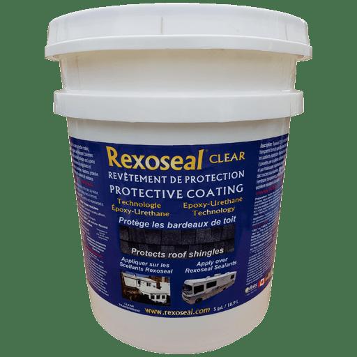 Revêtement de Protection Transparent Rexoseal 18.9L